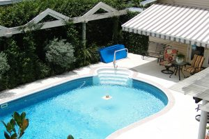 Swimming pool remodeling in Pensacola, FL