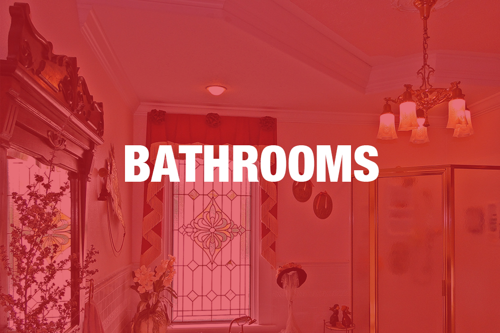 Bathroom construction services in Pensacola, FL