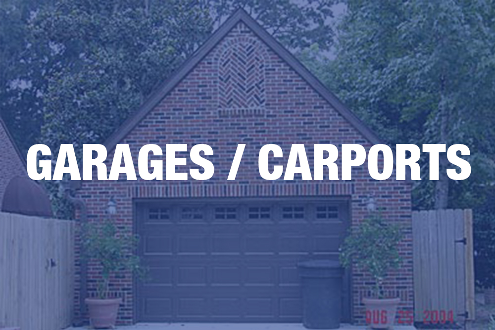 Garage renovation services in Pensacola, FL