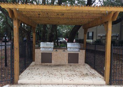 Outdoor kitchens in Pensacola, FL