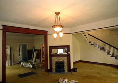 Parlor - Before